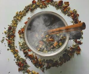 herbs, pagan, and ritual image