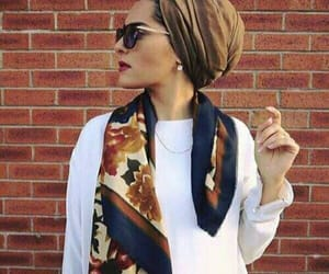 hijab, turban, and fashion image