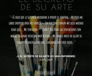 sagainfonews, el secreto de su arte, and valerie evans image