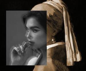 90s, art, and dark image