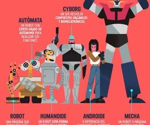 automata, pictoline, and cyborg image