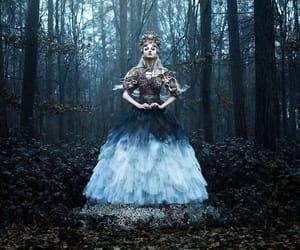 fantasy, princess, and Queen image