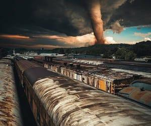гроза, ураган, and торнадо image