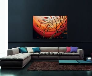 art, autumn, and buds image