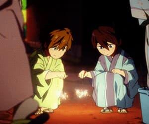 anime, free, and kawaii image