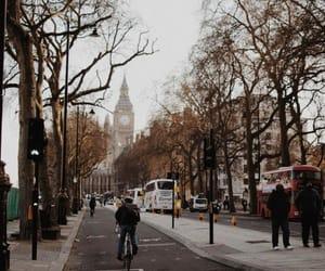 autumn, fall, and london image