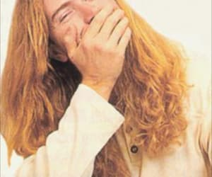 90's, dave mustaine, and metalhead image