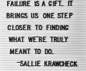 failure, going, and life image