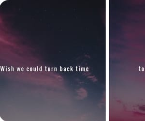 good old times, wish, and back time image