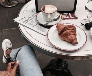 coffee, food, and Balenciaga image