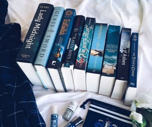 book, blue, and ravenclaw image
