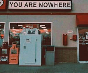 aesthetic, nowhere, and vintage image