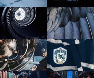 aesthetic, harry potter, and ravenclaw pride image