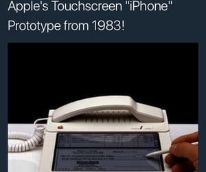 1983, apple, and history image