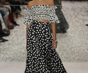 belleza, blanco y negro, and Carolina Herrera image