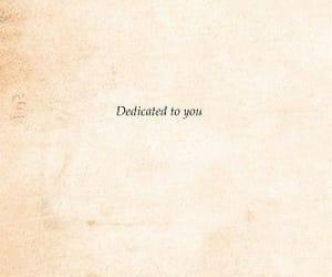 you and dedicated image