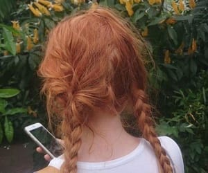 braids, hair, and types of hair image