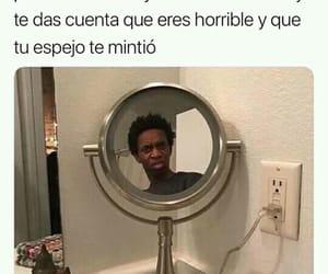 espejo, frases, and meme image