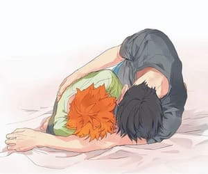anime, hinata, and kagehina image