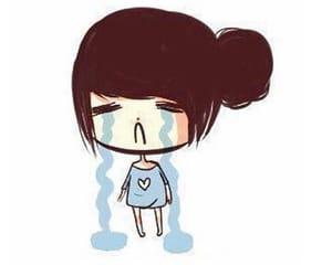 amor, personas, and lágrimas image