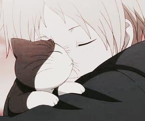 anime, natsume yuujinchou, and kawaii image