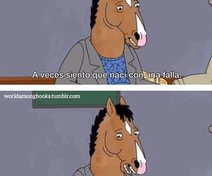 bojack horseman and bojack frases image