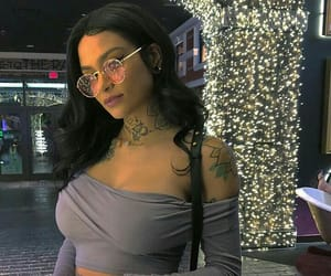 kehlani and tattoo image