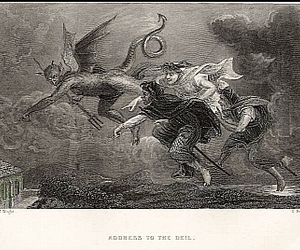 black mass, Witches, and Devil image