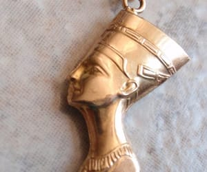 etsy, gold keychain, and egyptian accessories image