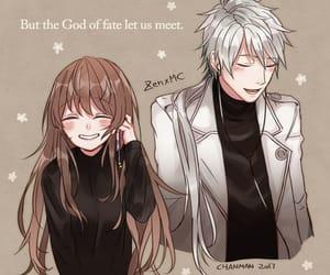 anime, anime girl, and Mc image