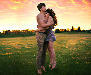 couple, photography, and love image