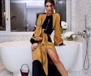 beauty, fashion, and influencer image