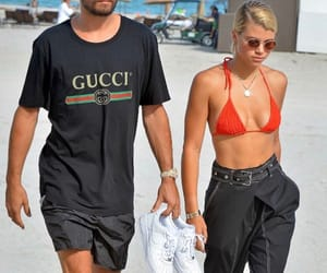 sofia richie, fashion, and swimwear image