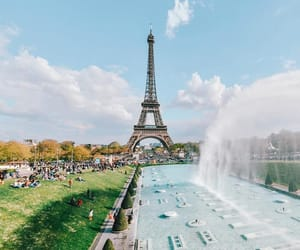 adventure, city, and france image