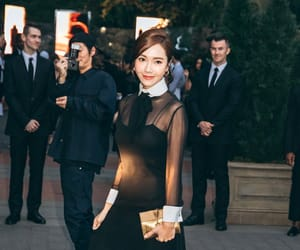fashion show, jessica snsd, and girls generation image