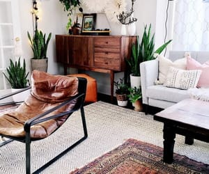 bohemian, room decor, and house design image