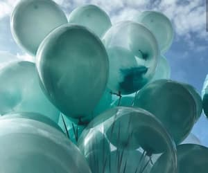 balloons, beautiful, and amazing colors image