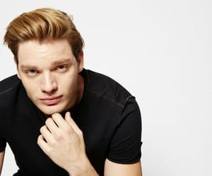 nephilim, dominic sherwood, and shadowhunter image