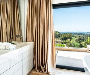 bathroom, vacation, and villa image