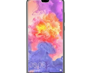 huawei p20 pro and screen protector image