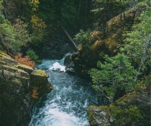blue, water, and la naturaleza image