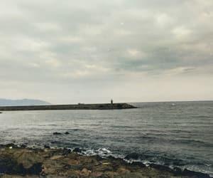 blacksea, cloud, and sea image