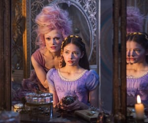 keira knightley, the nutcracker, and mackenzie foy image