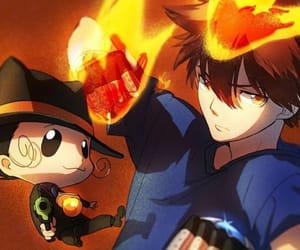 Reborn, khr, and tsuna image