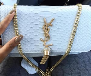 fashion, luxury, and YSL image