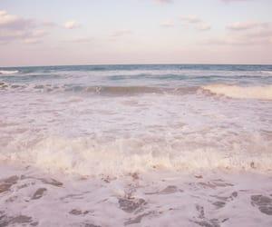 sea, ocean, and pastel image