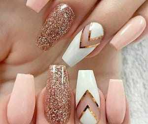 beautiful, creative, and nails image