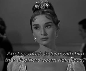 love, audrey hepburn, and quotes image