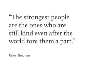 quotes, strong, and kindness image