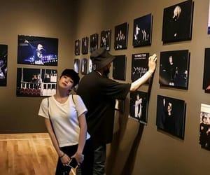 bts, jennie kim, and blackpink image